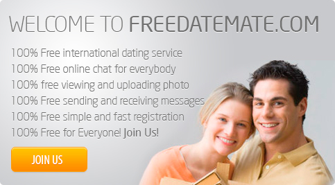 Online dating site free registration